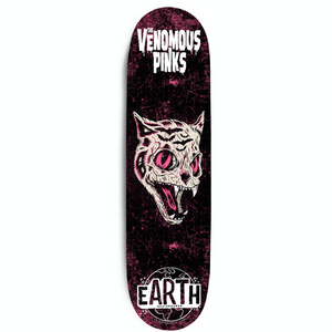 "The Venomous Pinks Deck (8.25"")"