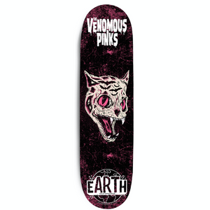 "The Venomous Pinks Deck (8.00"")"