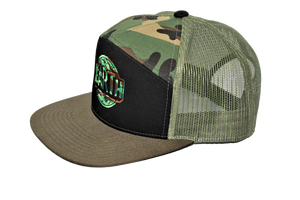 Earth Hat - Camo