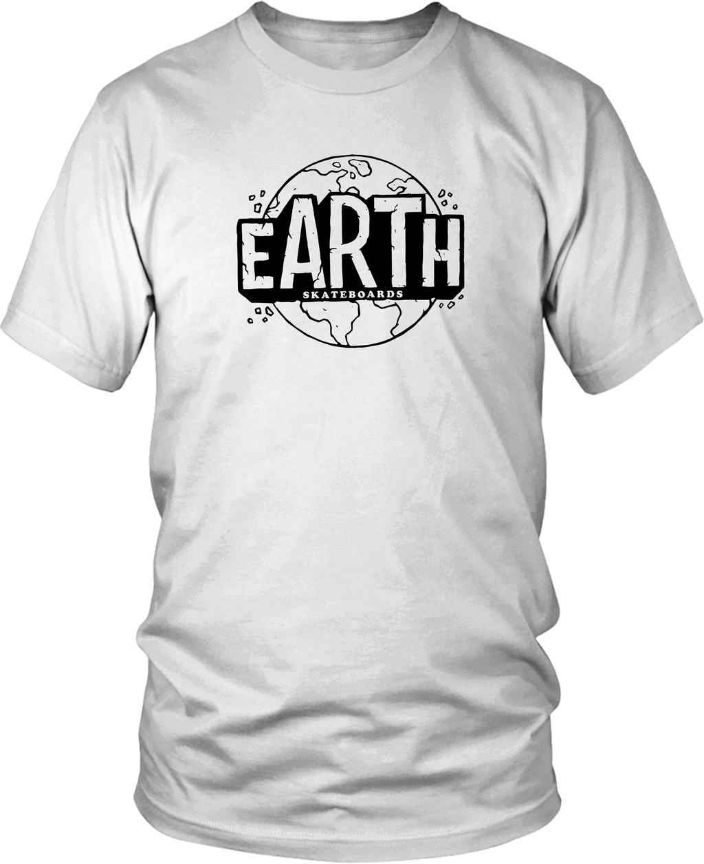 White Earth Shirt - Black