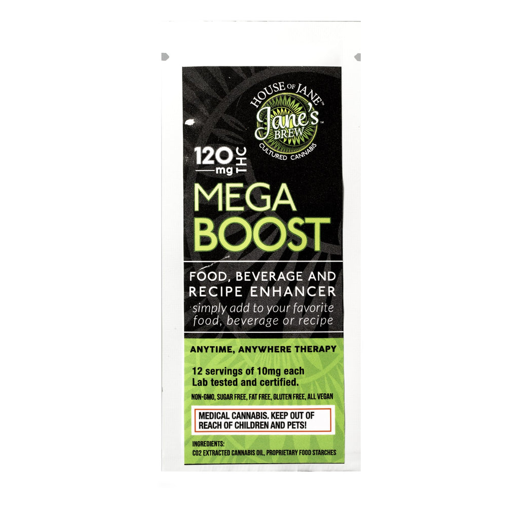 THC Boost (120mg THC ea)