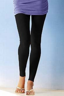 Hollywood Star Fashion Women's Stretch Cotton Full Length Long Leggings Tights