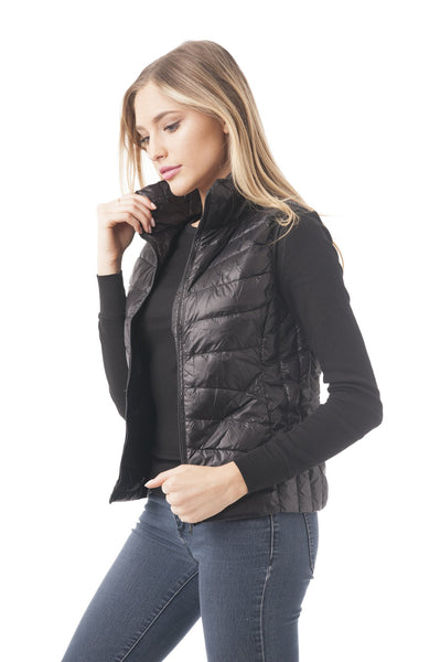 Sleeveless Goose Down Jacket Vest
