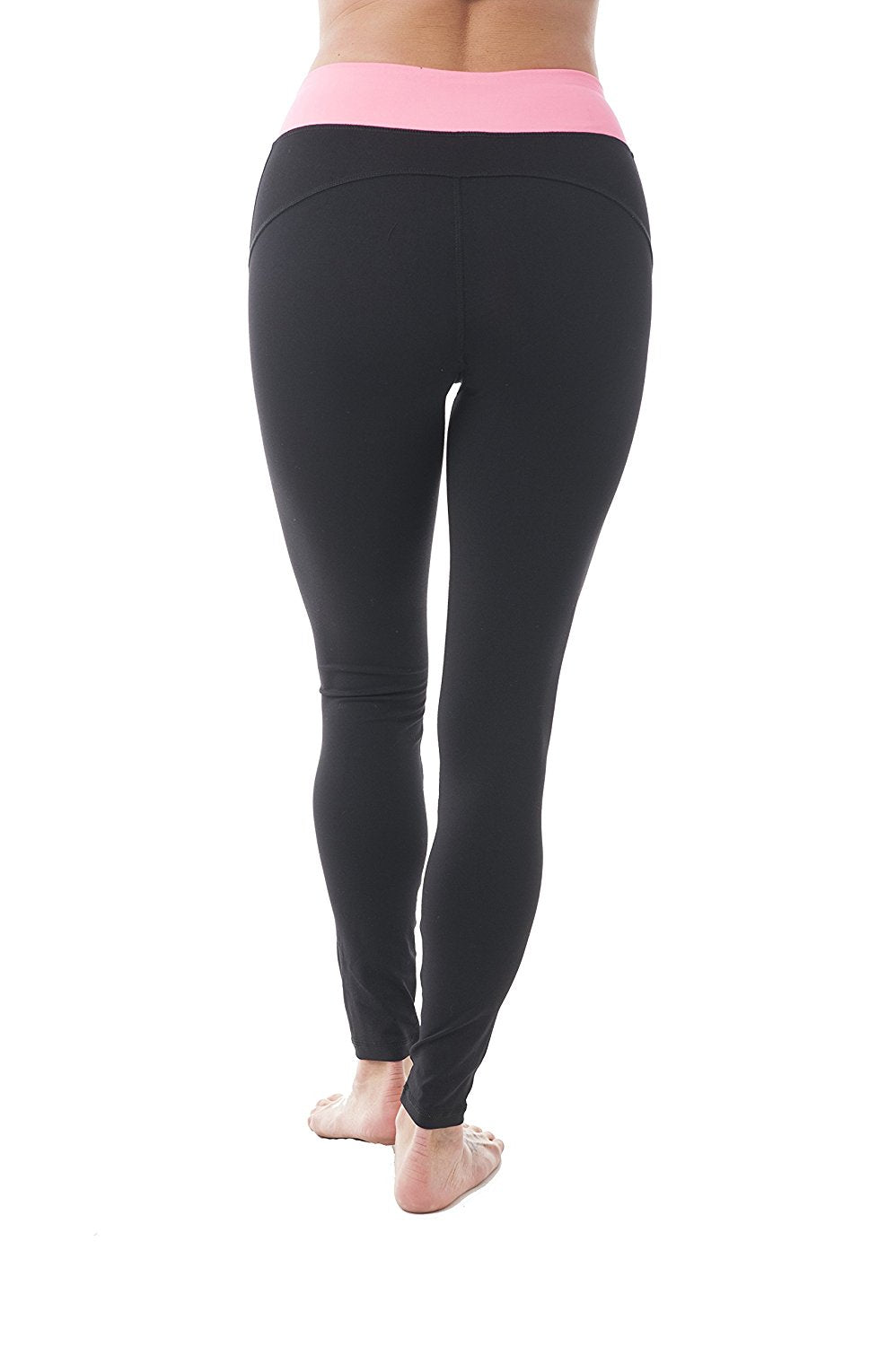 Solid Athletic Wear Yoga Pants