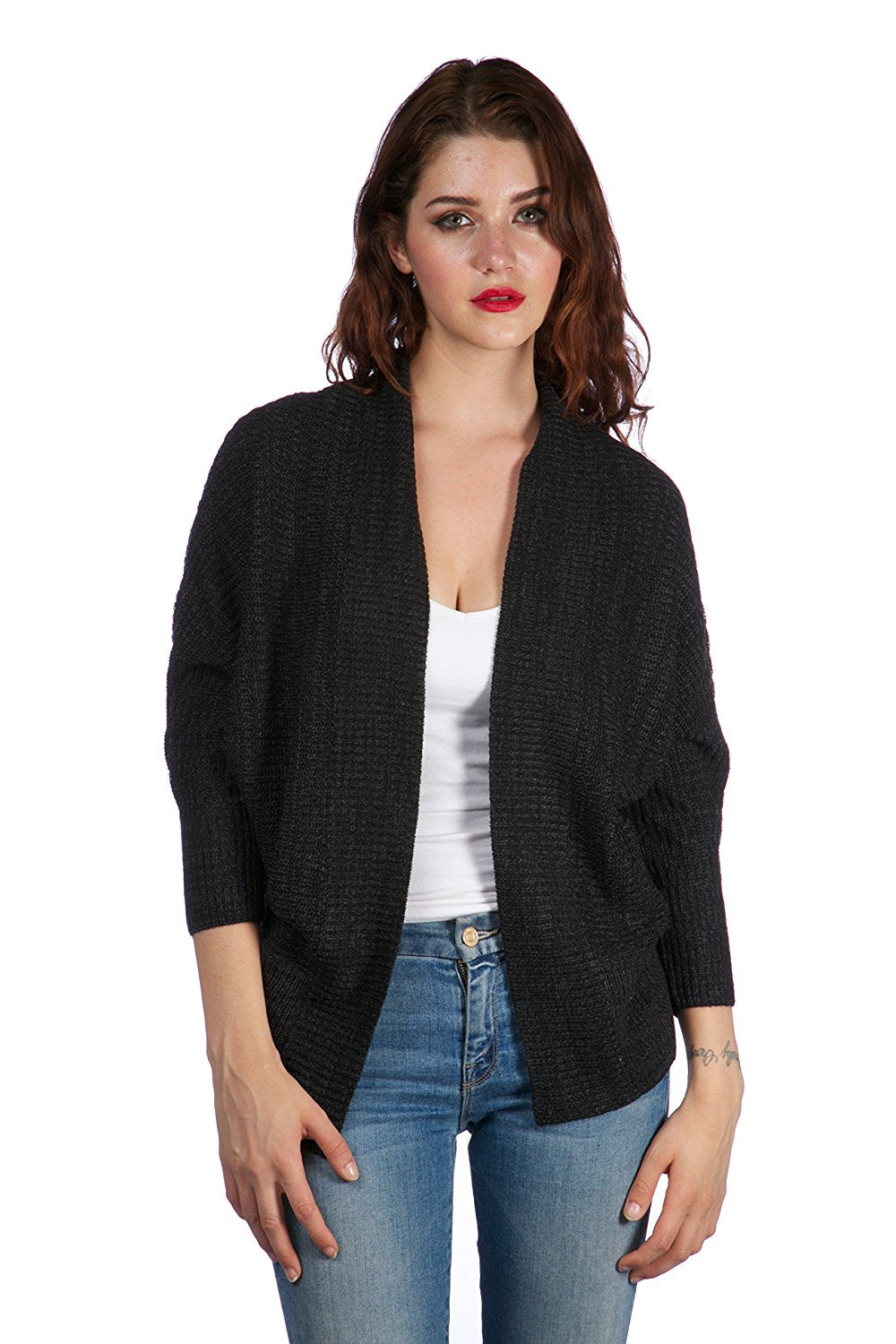 Knit Long Sleeve Open front cardigan