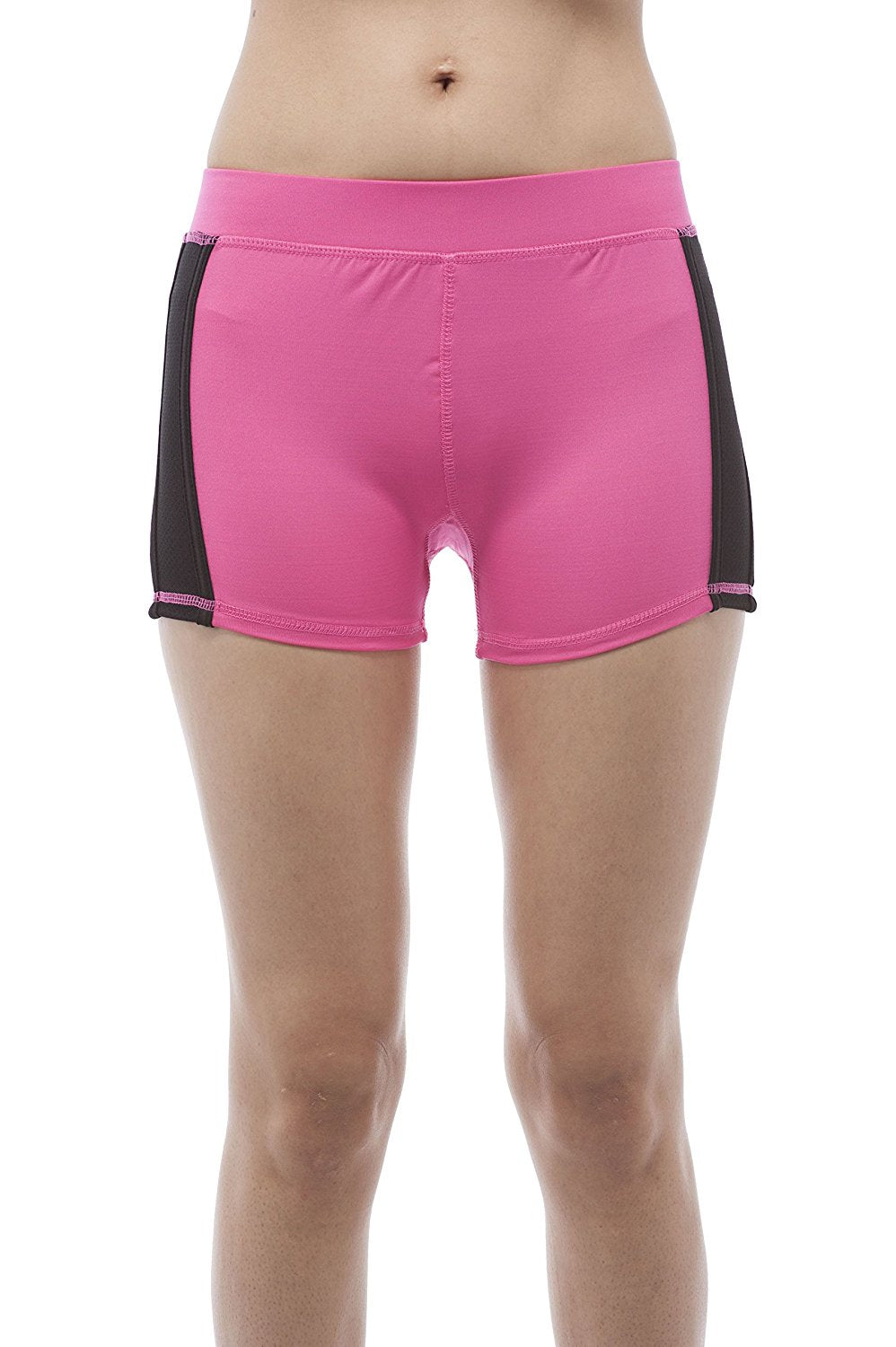 Color Block Workout Sport Wear Shorts