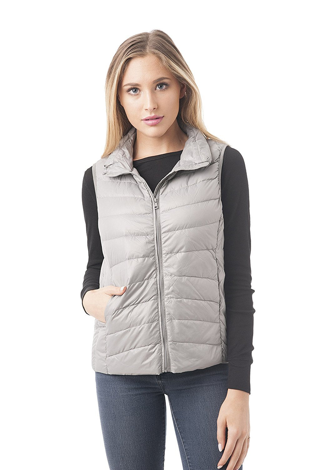 Khanomak Sleeveless Goose Down Jacket Vest