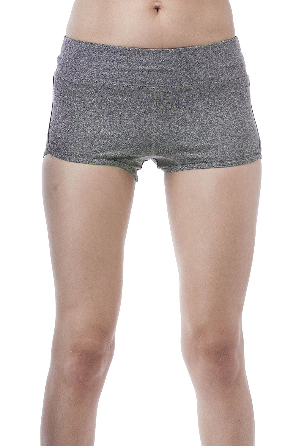 Hollywood Star Fashion Women's Athletic Sport Stretchy Yoga Active Shorts