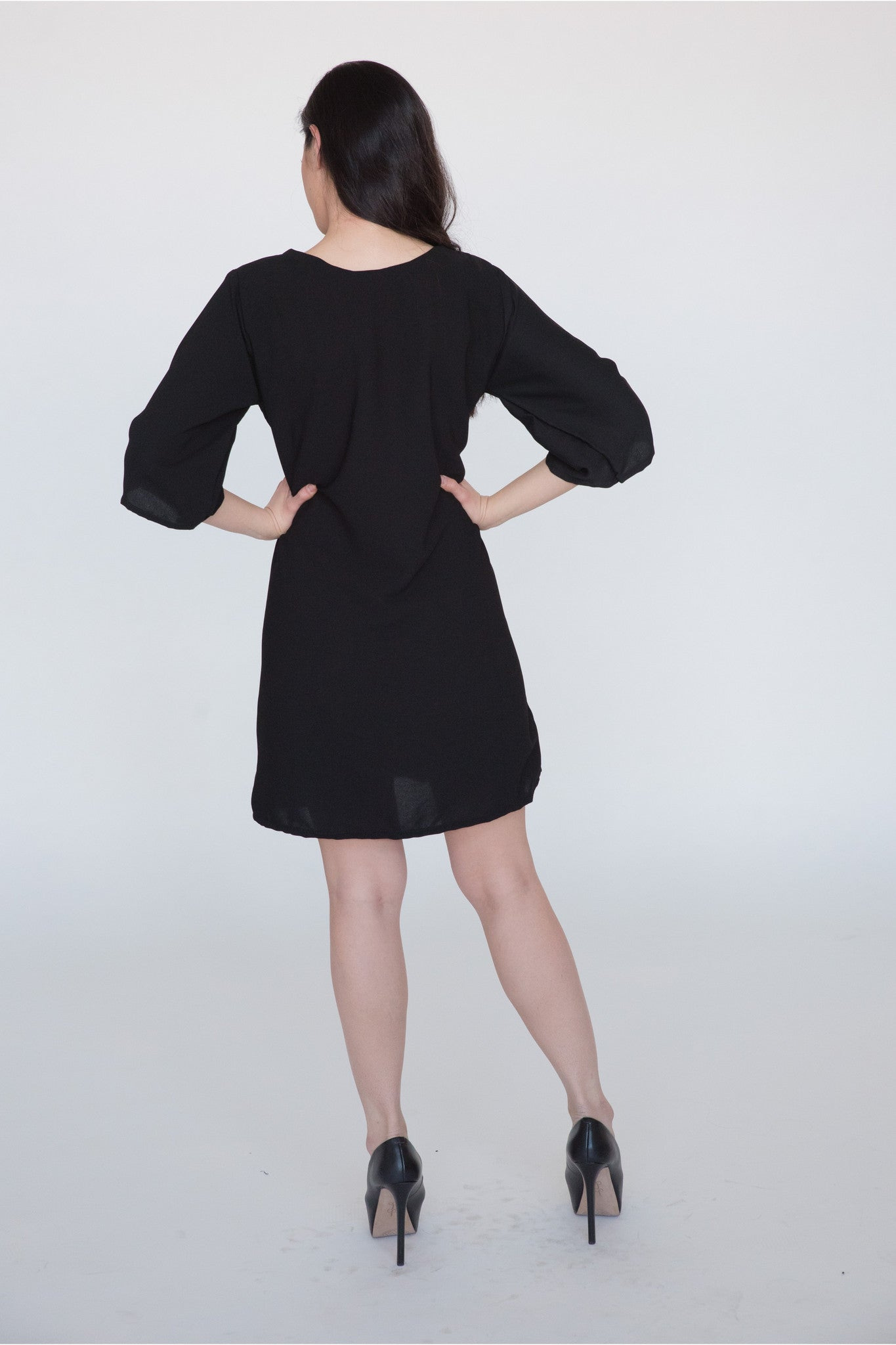 Ninies Blackdice Dress