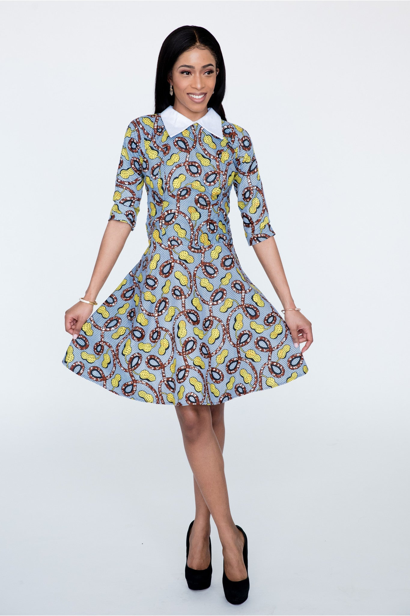 Ninies laure dress front