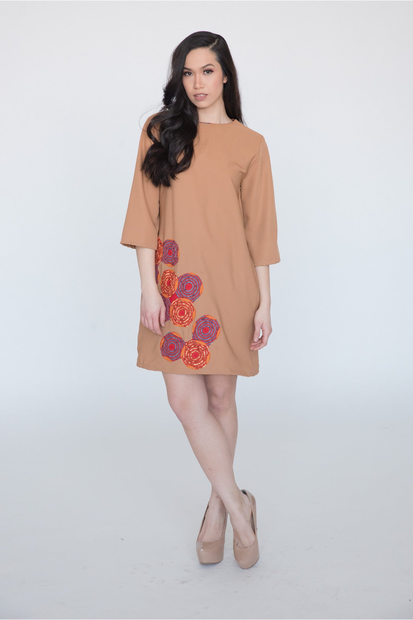 Ninies resal dress front