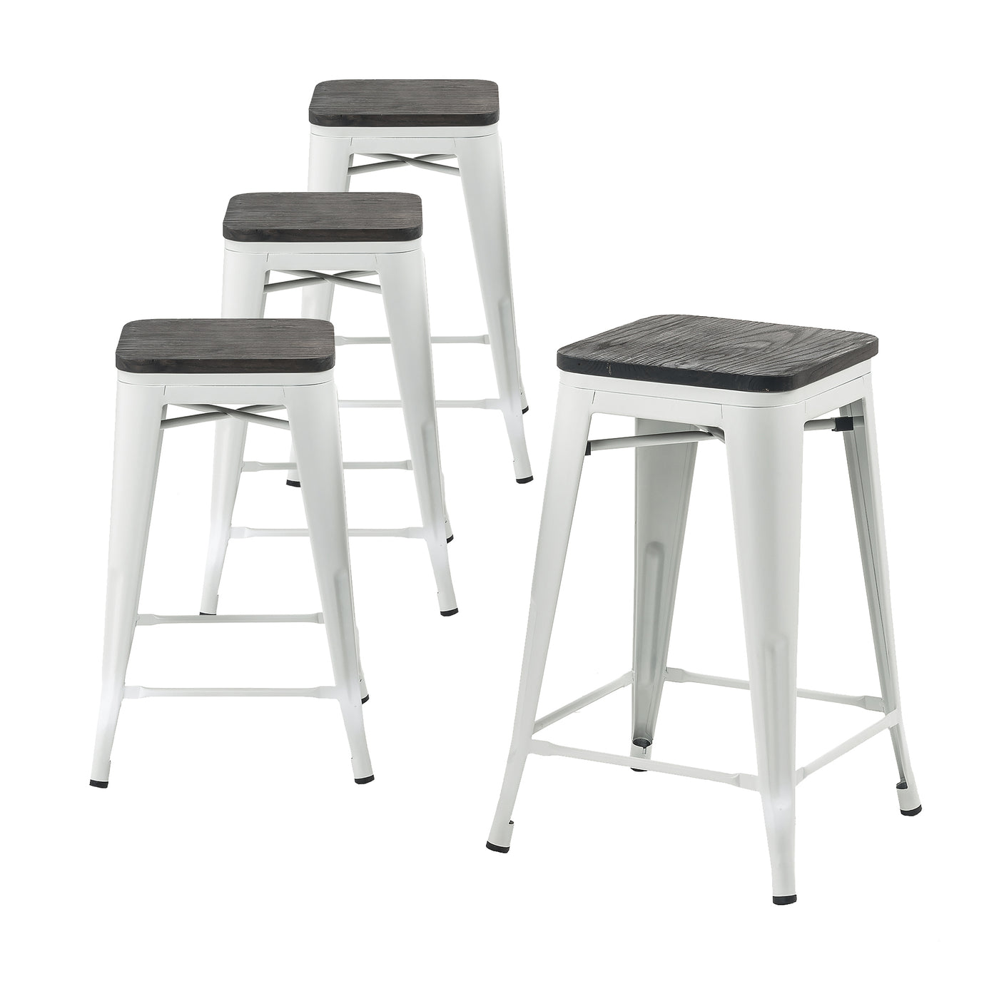 Remarkable Buschman Store Metal Bar Stools 24 Counter Height Indoor Squirreltailoven Fun Painted Chair Ideas Images Squirreltailovenorg