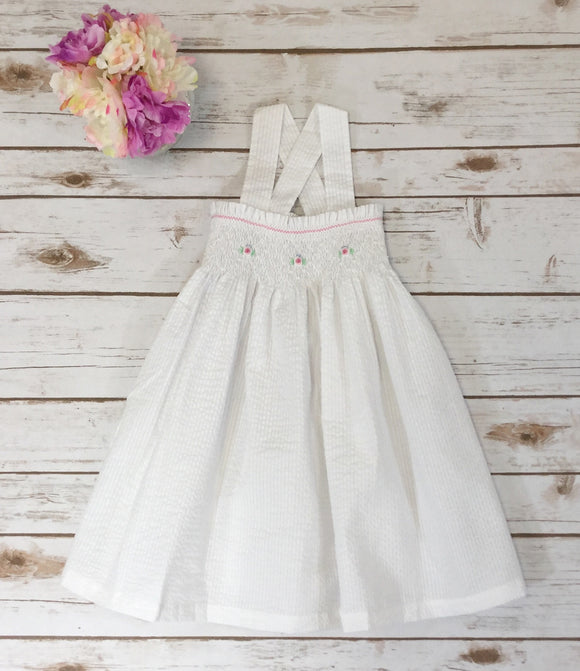 Liliana Smocked Dress