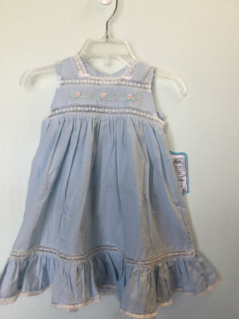 Heirloom Dress - Blue