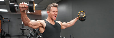 Rob Riches Muscle Building Tip #2