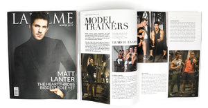 LEOMICCI makes waves in La Palme Magazine