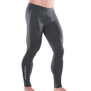 Mens Performance Compression Ankle Tight