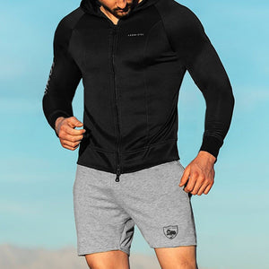 Flex Cotton Quad Short