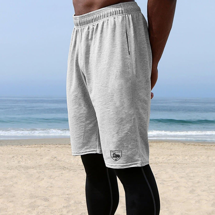 "Flex Cotton 7"" Thigh Short"
