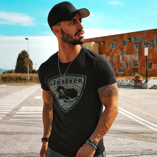Shield T-Shirt Black