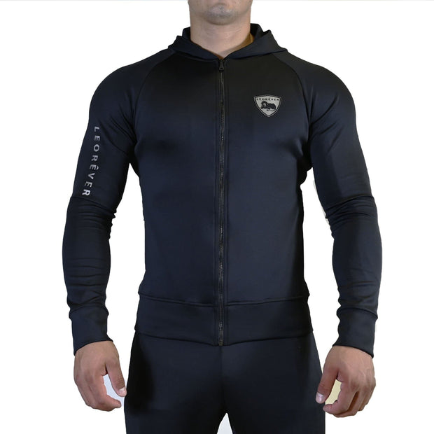 Palisade Train Jacket with Hood