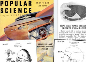 A Brief History of the Sleep Mask