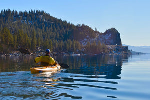 How to Kayak Lake Tahoe: Insider Tips on Paddling the Alpine Lake