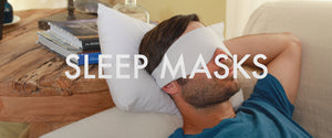 Best Travel Sleep Masks by HappyLuxe – Luxury Travel Accessories