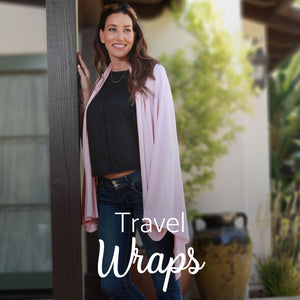 Luxury Travel Wraps Sets and Accessories; Wraps, Blanket, Scarf, Shawl