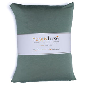 Small Pillow in Sage Green - HappyLuxe