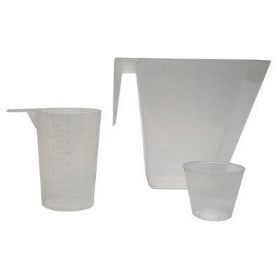 NoName Measuring Cup Plastic  30ml 1261