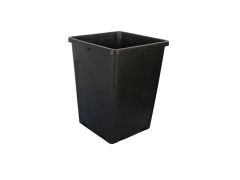 FHD Plastic Pot - Square 1.7Gallon 6.5L 7.5x7.5x10""