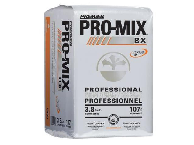 ProMix Growing Medium / Amendment - Soilless Mix - BX Compressed 28.4Gallon