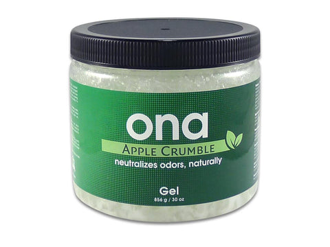 ONA Odor Neutralizing Agent - ONA Gel 1L / 1Qt Jar Apple Crumble