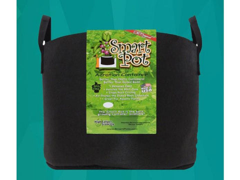 Smart Pot Fabric Plant Pot Grow Bag Container - 3 Gallon w/ Handles