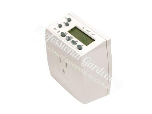Light Energy Timer Digital 1-Output