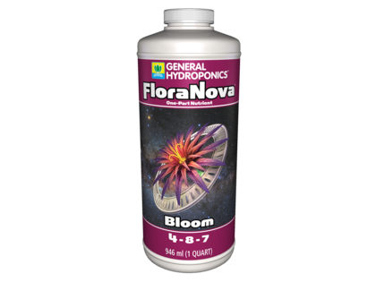 General Hydroponics Nutrient / Additive - Flora Nova Bloom 946ml