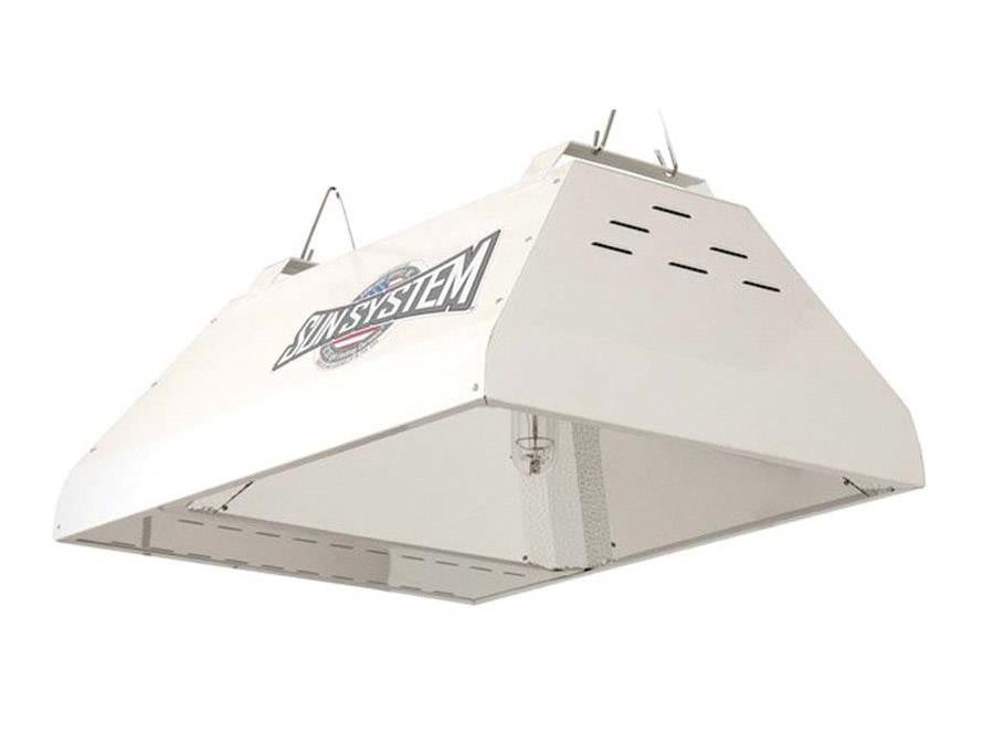 Sun System Light Fixture Kit - 315W LEC Light Emitting Ceramic Full Setup