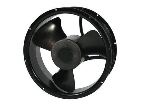 "Hydrostar In-Duct Muffin Fan 6"" 240cfm Axial Computer Style Fan"