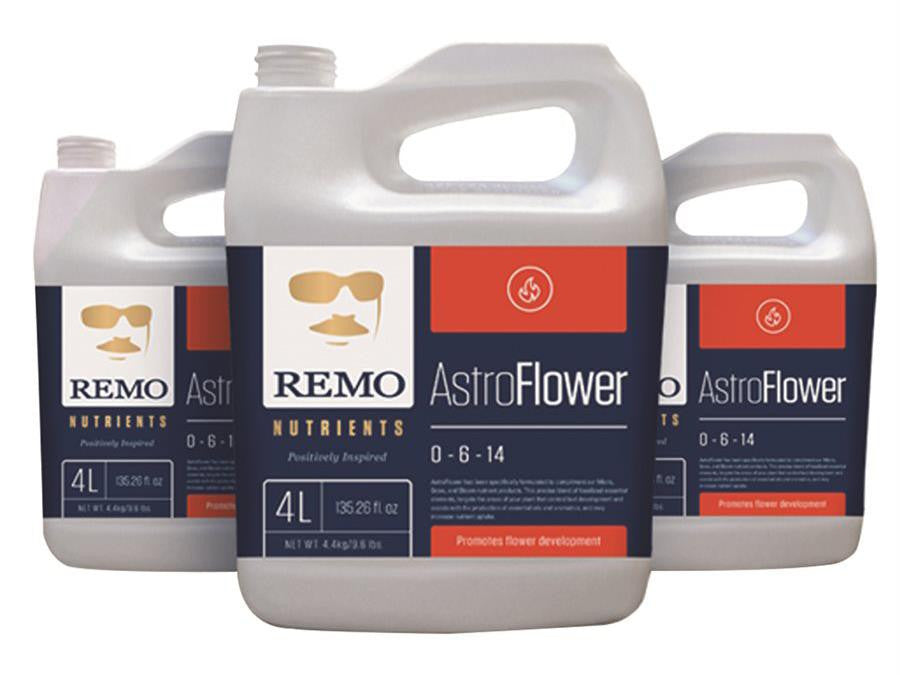 Remo Nutrients & Additives - Remo's Astro Flower  4L