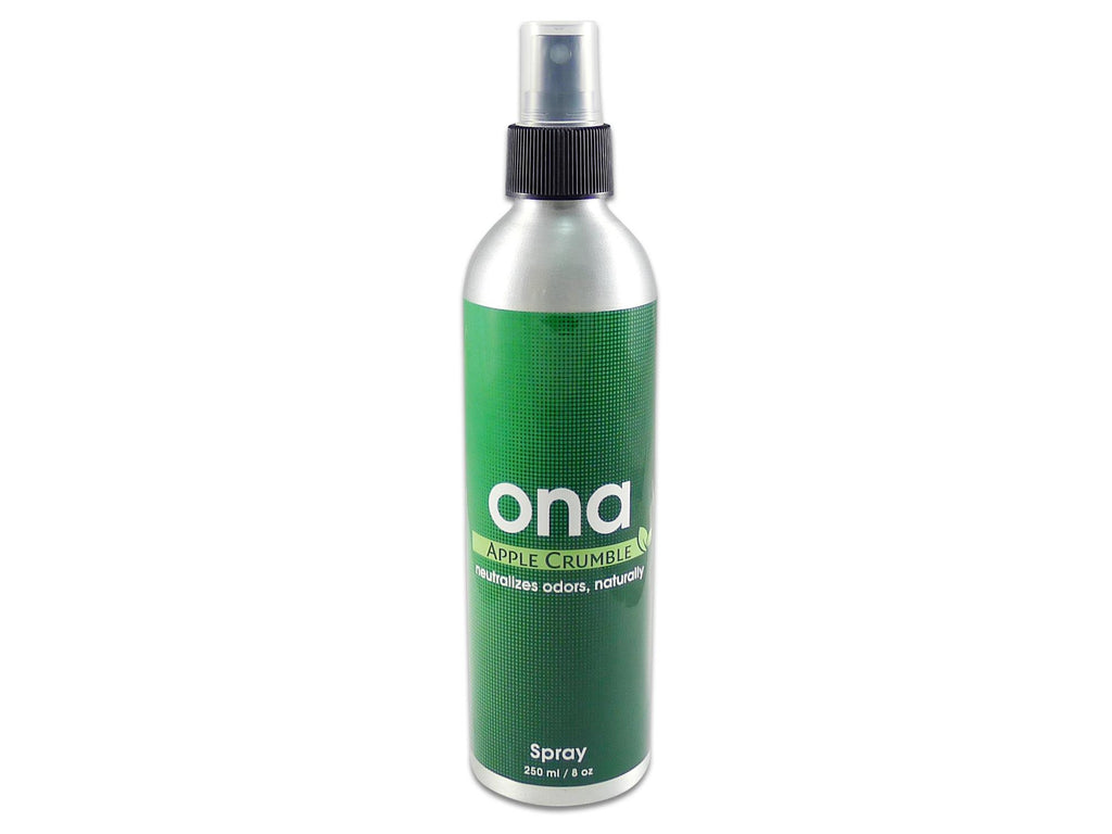 ONA Odor Neutralizing Agent - ONA Spray 250ml / 8oz Apple Crumble