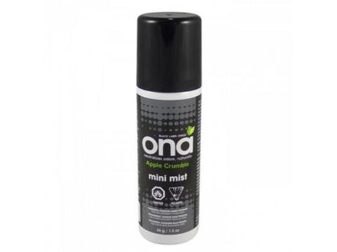 ONA Odor Neutralizing Agent - ONA Spray 1.2oz Mini Apple Crumble