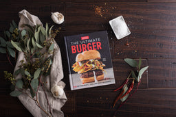 Ultimate Burger Cookbook