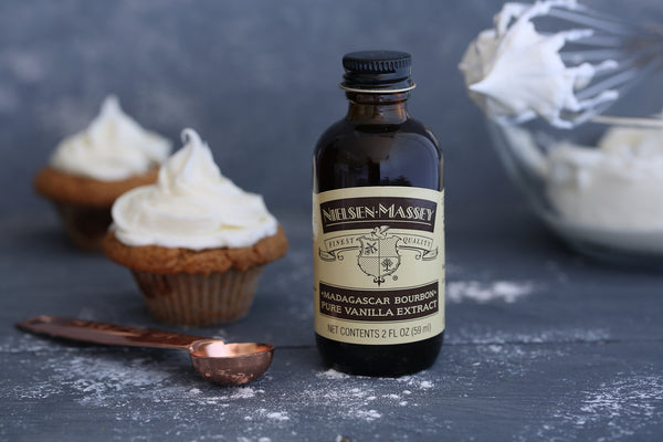 Why use vanilla extract in baking?
