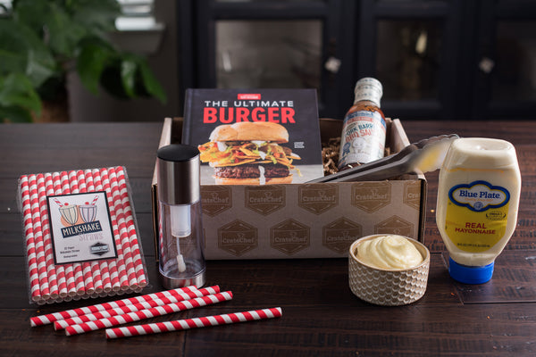 America's Test Kitchen CrateChef Subscription Box