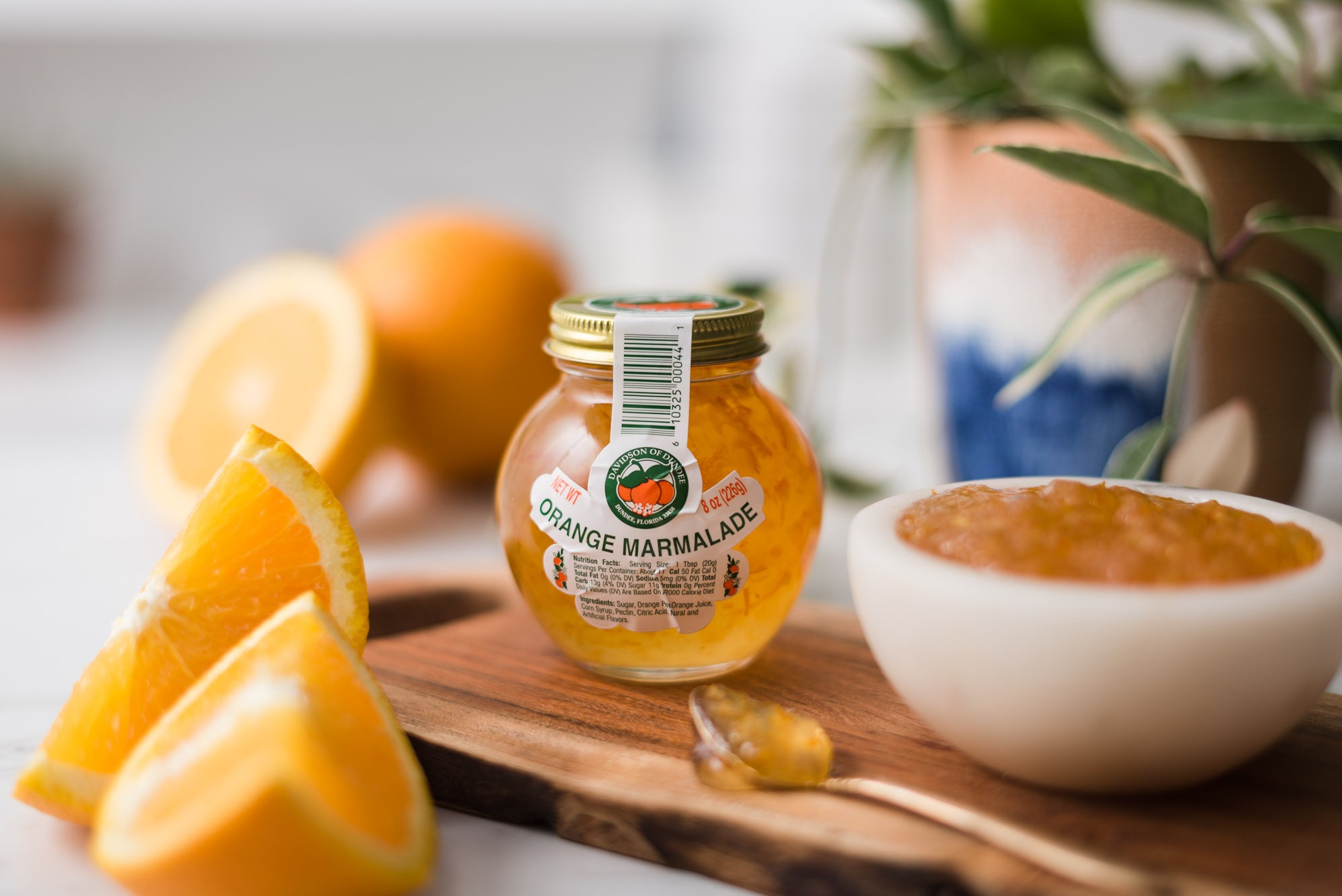 <a target='_blank' href='https://www.davidsonofdundee.com/collections/jellies-marmalades-and-butters/products/florida-favorites-pack-16-oz'>Davidson of Dundee Orange Marmalade</a>