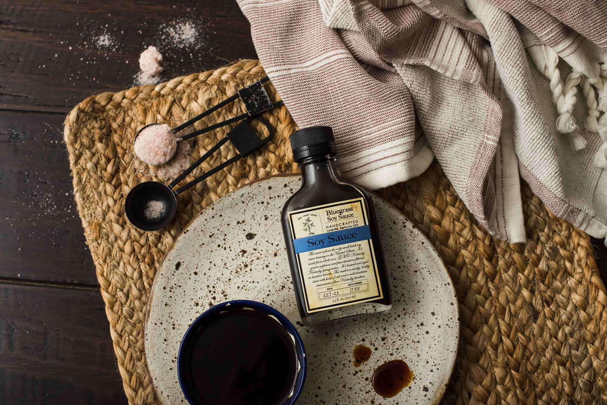 <a target='_blank' href='https://amzn.to/2L646b5'>Bourbon Barrel Soy Sauce or Worcestershire Sauce</a>