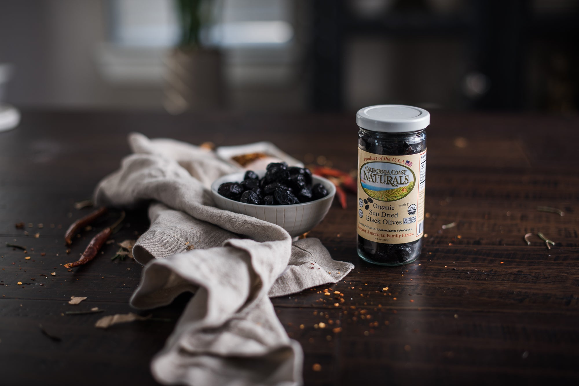 <a target='_blank' href='https://amzn.to/2XD6cQV'>California Coast Naturals Sun Dried Black Olives</a>