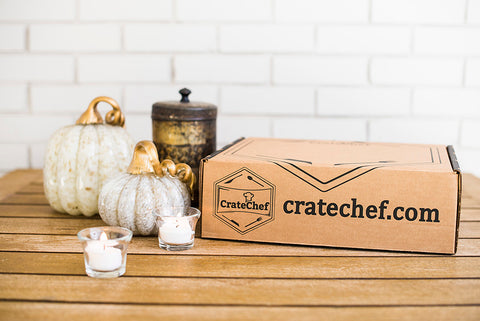 CrateChef: Kitchen & Cooking Subscription Box to Nourish Your Inner Chef