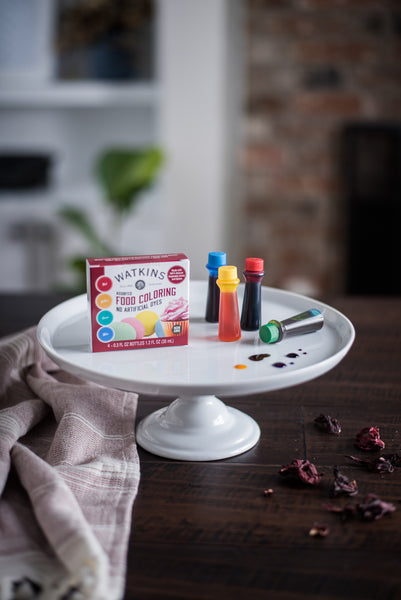 Watkins Natural Food Coloring Kit